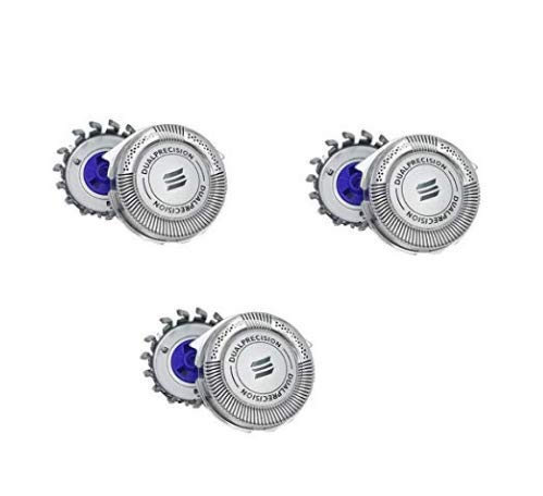 ShaverpartsUSA Replacement Blades For HQ8 Shaver Heads Compatible With Philips Norelco 7310XL 7315XL 7325XL 7340XL 7345XL 7350XL