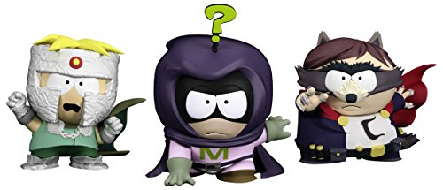 Ubisoft - South Park Pack Mini Figuras 3X3