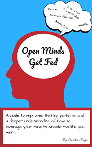 Open Minds Get Fed (English Edition)