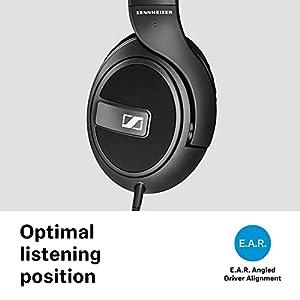 Sennheiser HD 569 Closed Back Headphone