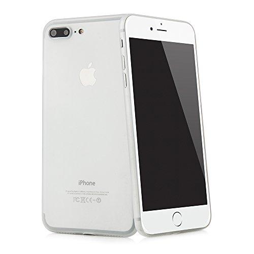 Quadocta iPhone 7Plus (14cm) di gracili–Estremamente Sottile Bumper Premium Come Accessorio per l' iPhone 7Plus (14cm) Infradito Colorati Estivi, con finte Perline