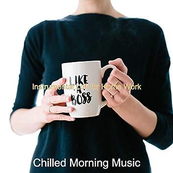 Instrumental Lofi for Home Work
