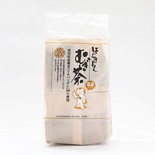 JA香川県 ほんまもんむぎ茶 ティーパック 10gx52袋入り 国産 100% 麦茶