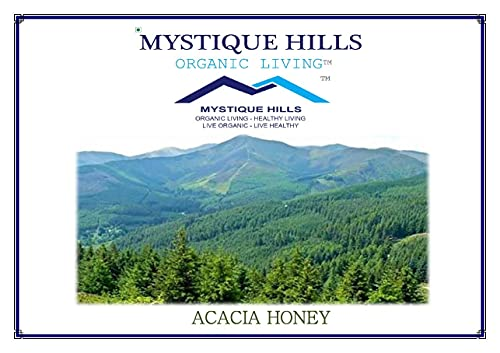 Bluenile Mystique Hills Acacia Honey,1 Kg