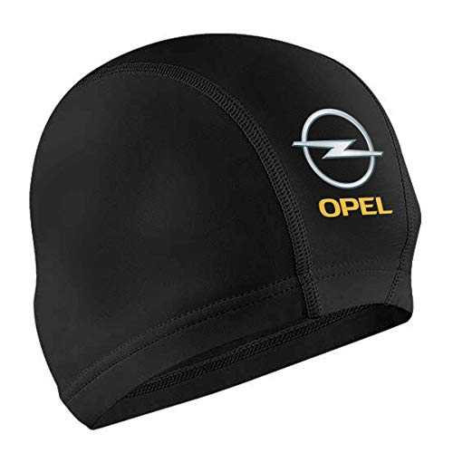shenguang Designed Opel Logo with Letters Hat for Unisex Black