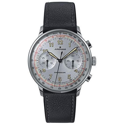 Junghans Meister Telemeter Herren-Armbanduhr 40.8mm Automatik 027/3380.00