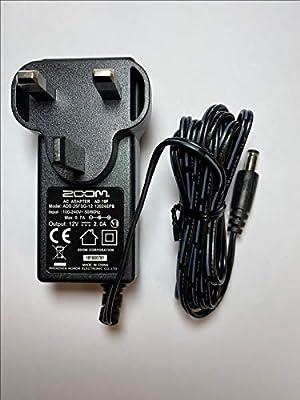 12V YAMAHA EZ-20 EZ-200 EZ-220 KEYBOARD AC-DC Switching Adapter CHARGER PLUG