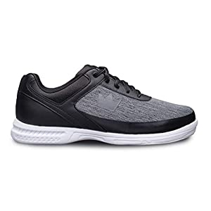 Brunswick Bowling Products Mens Frenzy Static Bowling Shoes- Black/Grayblack/Grey M US, Black/Gray, 9
