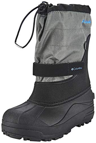 Columbia Herren Fairbanks Omni-Heat Winterstiefel, Oxford Tan, Cobalt Blue, 41 1/2