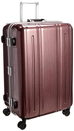 [エバウィン] 軽量スーツケース Be Light Premium 内装充実 容量94L 縦サイズ74cm 重量4.6kg EW31229 RD レ...