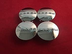 TSD 4 Pcs 2.5 inches in Diameter Wheel Center Center Caps Hub caps Cap for Dodge(Retrofit Kit