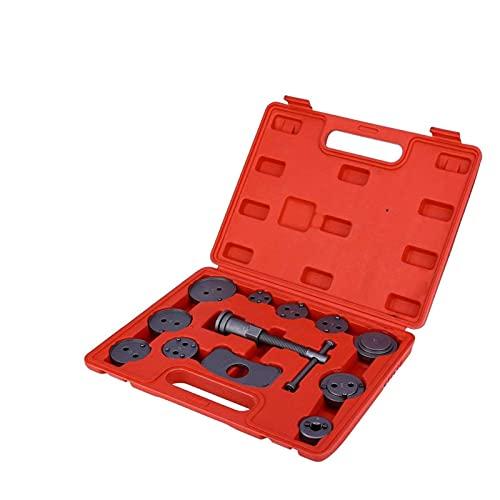 Sgxiyue Brake Tool Set 12pcs Universal Auto Car Precision Disc Brake Caliper Wind Back Tool Kit Brake Pad Brake Pump Brake Piston Car Repair Tool Kit