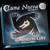 Asmodee- Juego de Cartas Los Hombres Lobo de Castronegro Luna, Talla Unica (LOB02ES)