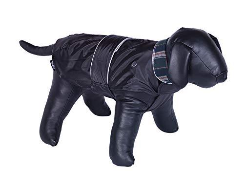 Nobby 65323 Hundemantel SELA schwarz, 40 cm