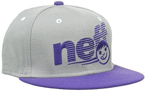 Neff Grade Cap Baseball, grau, Einheitsgröße
