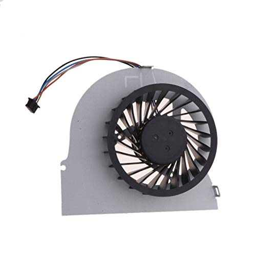 Price comparison product image Nrpfell CPU Cooling Fan 4-Wire For Elitebook 8560p 8560w 8570p Probook 6570B MF60150V1-C001-S9A