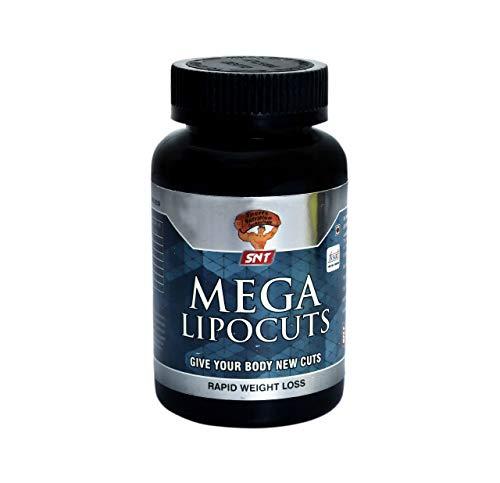 SNT Mega Lipocuts Weight Loss Fat Burner – 90 Capsules