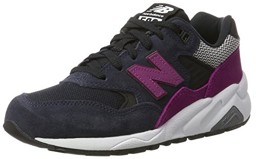 New Balance 580, Entrenadores Mujer, Azul (Outer Space with Jewel), 39 EU