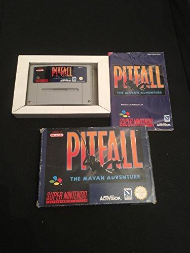 Pitfall - The Mayan Adventure o. AV [Importación alemana]