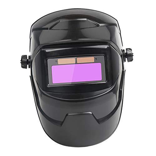 MERIGLARE Máscara de Casco de Soldadura Eléctrica Solar Profesional Soldador Gafas de Lentes de Sombra