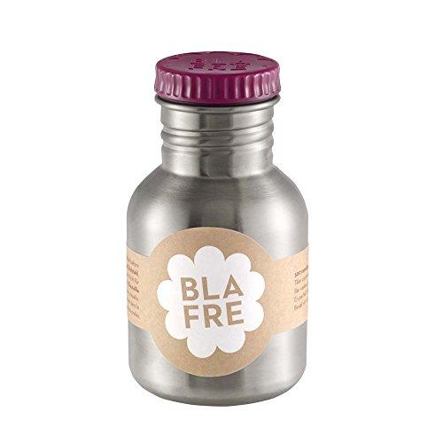 BLAFRE Unisex Trinkflasche Bordeaux BL4570 300ml Edelstahlflasche - Größe: 300ml