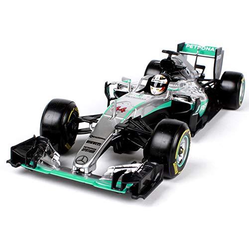 FCX-DIECAST 2016 Mercedes-Benz F1 Simulation Leichtmetallrennmodell, Modellauto im MaßStab 1:18, Kinderspielzeug und Rennwagen, Sammlungen, Geschenke
