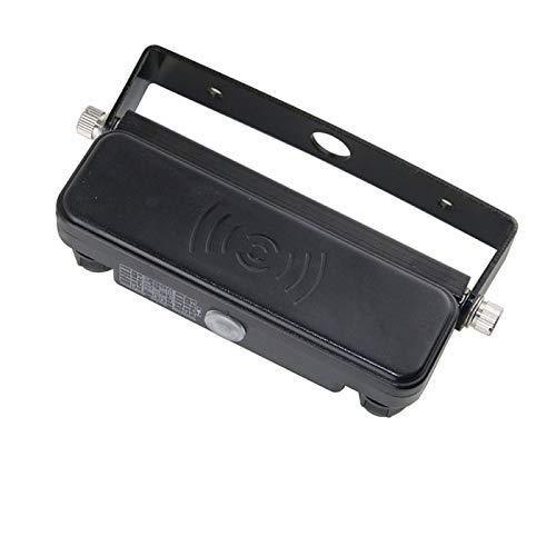 VBLED® bewegingsmelder voor 230 V buitenverlichting, sensor individueel instelbaar, draaibaar met wandhouder - waterdicht - schemerschakelaar