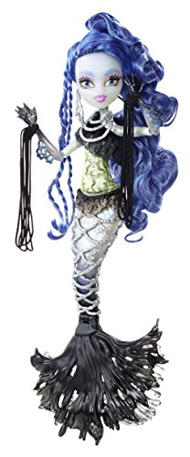 Monster High - Ccm39 - Poupée Mannequin - Fusion monstrueuse - Sirena Von Boo