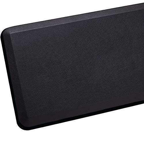 Gorilla Grip Original 3/4' Premium Anti-Fatigue Comfort Mat, 32' x 20' x, Black