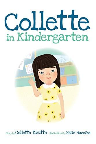 Collette in Kindergarten