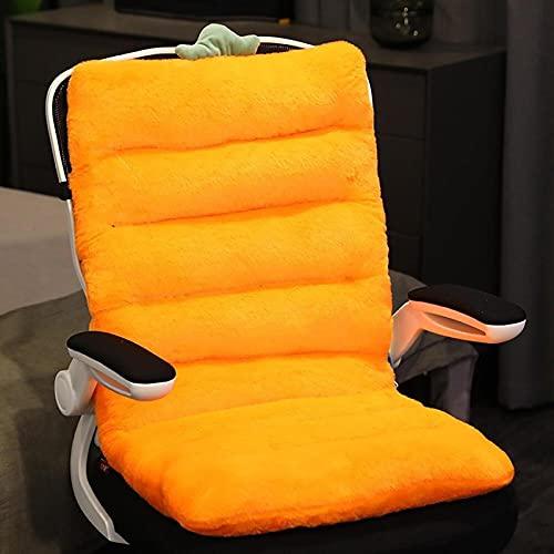 ZWW Cojín de banco para balancín y cojín de banco suave, de alta densidad, moderna, cómoda, para ocio, para interiores, para tomar el sol, para balcón, silla, para balcón, silla, 45 x 85 cm