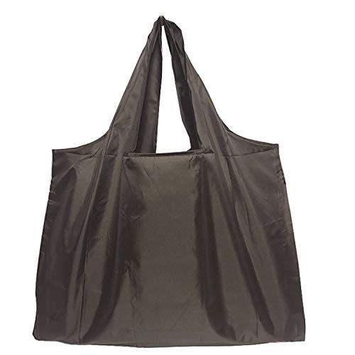 MISIKEKE エコバッグ 折りたたみ コンパクト 収納 おおきめ 買い物袋 防水素材 コンビニバッグ レジカゴバ...