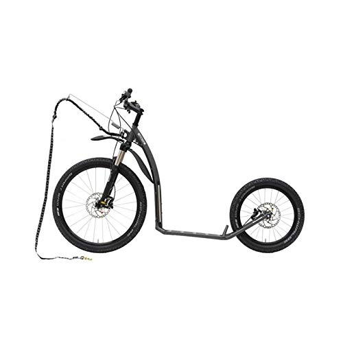 Kostka Footbike Mushing Pro (G5) – Mystic Grey