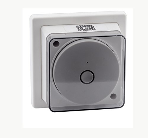 Optimale op-sbwf01 Wi-Fi fitting box tijdschakelaar, 230 V, wit