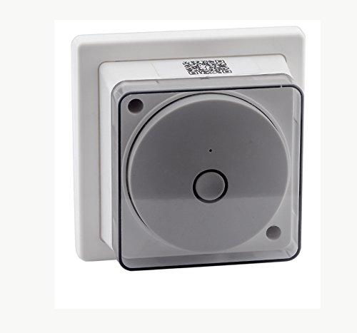 Optimale op-sbwf01 Wi-Fi fitting box tijdschakelaar, 230 V, wit