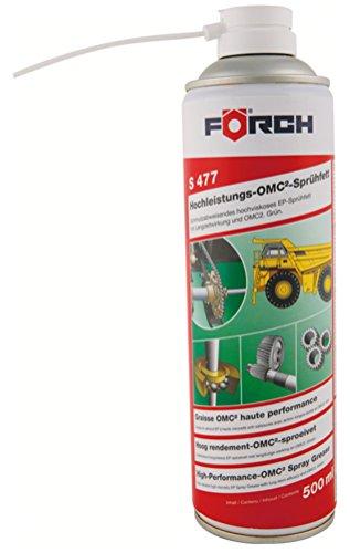 Förch S477 Graisse de pulvérisation haute performance -OMC2