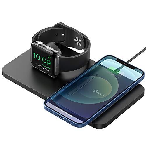 Seneo Caricabatterie Wireless 7.5W in offerta con coupon Amazon