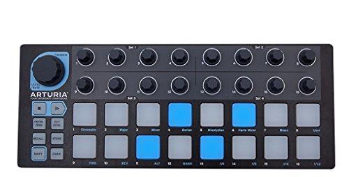 Arturia アートリア / BEATSTEP BLACK EDITION MIDIコントローラー