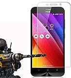 2 Pack - Asus Zenfone Max ZC550KL Verre Trempé, Vitre Protection Film de protecteur d'écran Glass...