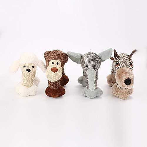 Minimalist Dog Toys (Sheep)