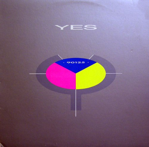 YES: 90125 (Vinyl/ LP/ Album)
