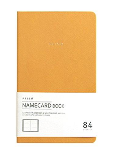 Indigo Prism – Libro de tarjetas de visita, organizador, álbum de fotos Instax Mini