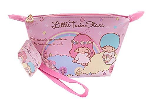 Pink Makeup Bag Cute Cosmetic Makeup Bag Toiletry Bag for Girls Women