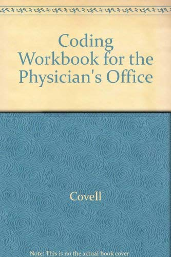 2001 Coding Workbook for the Physician's Office