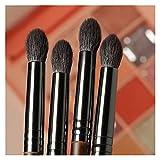 KEHUITONG PSWK Cabra Pelo Pliegue Mezcla Cepillo Sombra de Ojos Maquillaje cosmético Kit de pinceis de maquiagem Mancha Mancha Pinceles de Maquillaje