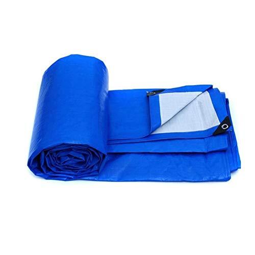 Plane @ Linoleum, Faltdach Wasserdichter Sonnenschutz Abriebfester Canvas-Sommerschirm Markisen ZXZIXI (Color : Blue, Size : 4x6m)