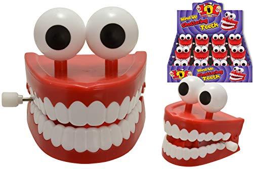 KandyToys TY9969 Aufziehbare Zähne (groß)