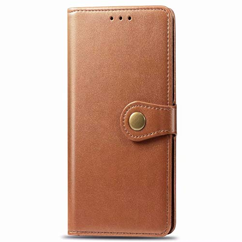 For Xiaomi Redmi Note 9s/Note 9 Pro Max/Note 9 Pro Case, Ultra Fit Book Flip Folio PU Leather Shockproof Phone Case Cover with Kickstand Card Slot Magnetic Closure Soft TPU Bumper Protective Skin