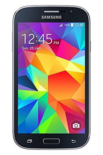 Samsung Galaxy Grand Neo Plus smartphone, zonder simlock, Android, scherm 5 inch (12,7 cm), camera 5 MP, 8 GB, Quad-Core 1,2 GHz, 1 GB RAM, zwart