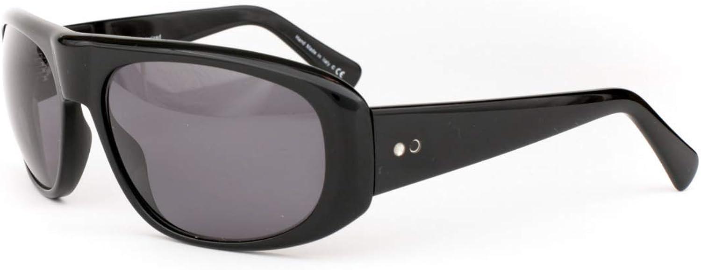 Paul Smith HARRATON PM8142S  100581 Sunglasses Black w Grey Lens 64mm